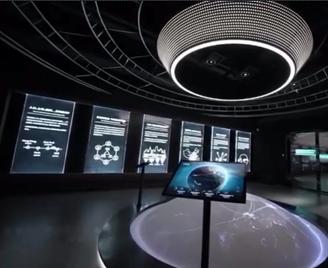 博物馆展厅设计视频欣赏