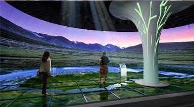 数字化多媒体展厅设计