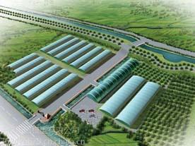 农业数字沙盘