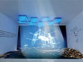 3D全息投影沙盘