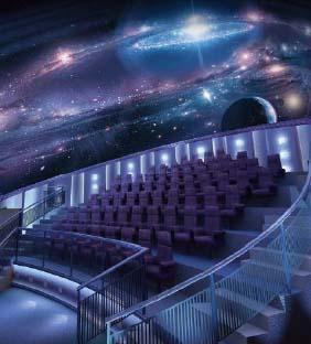 球幕数字影院设备