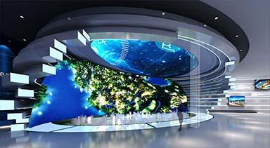数字化核电多媒体科普展馆